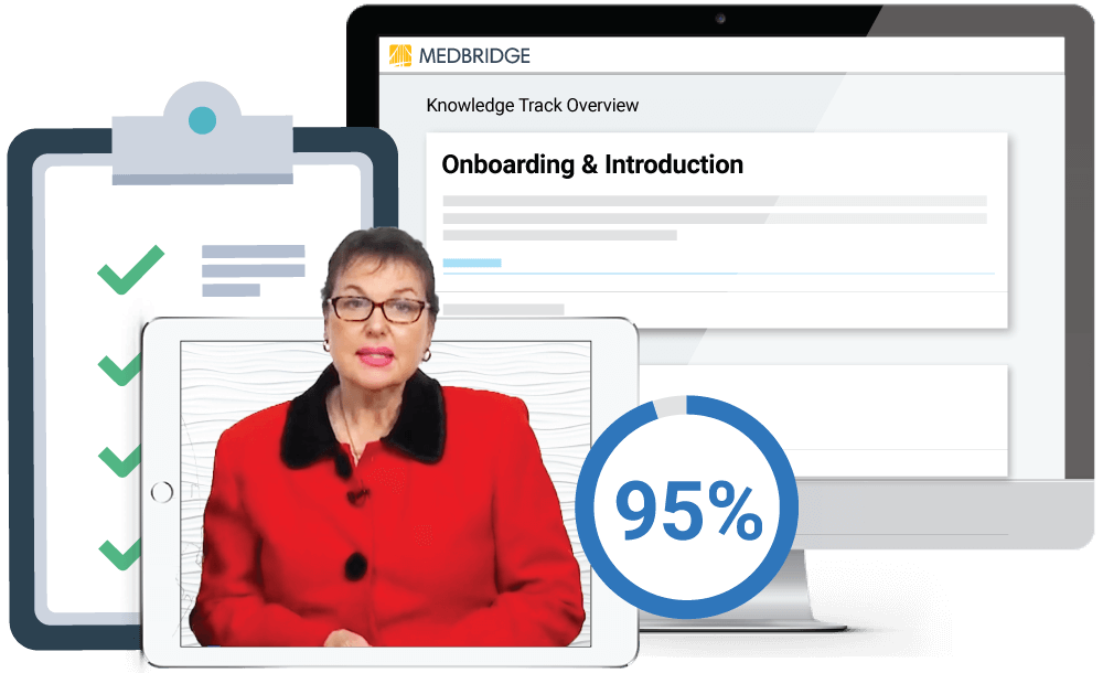 Best-In-Class Onboarding MedBridge