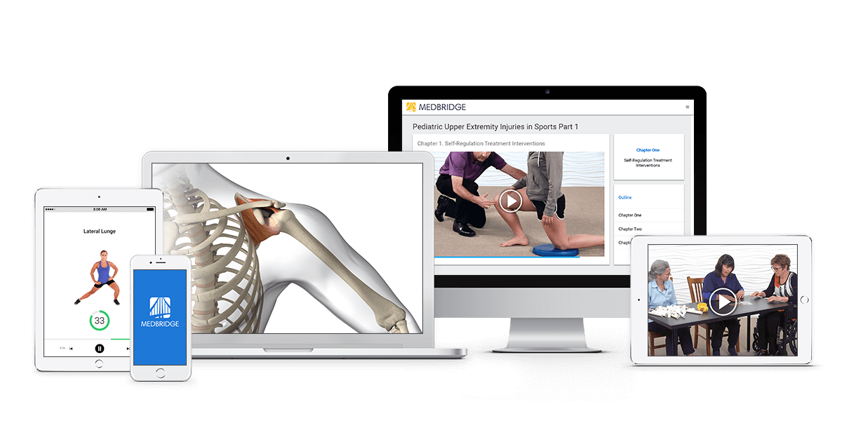 MedBridge Solution for Physical Therapists
