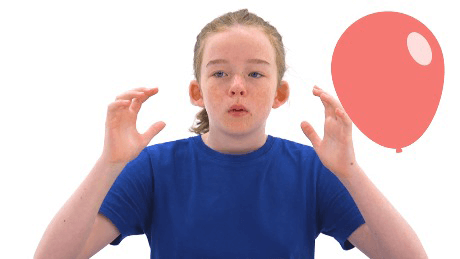 MedBridge SLP Patient Engagement Resources Little Girl